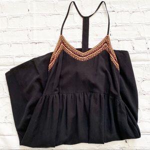 Aina Be Black Mini Dress Size Small